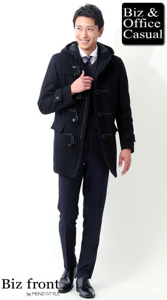 ca5358f498 ビジネスコートの選び方 コーデ100例スーツに合うコートの種類30代40代男 ...