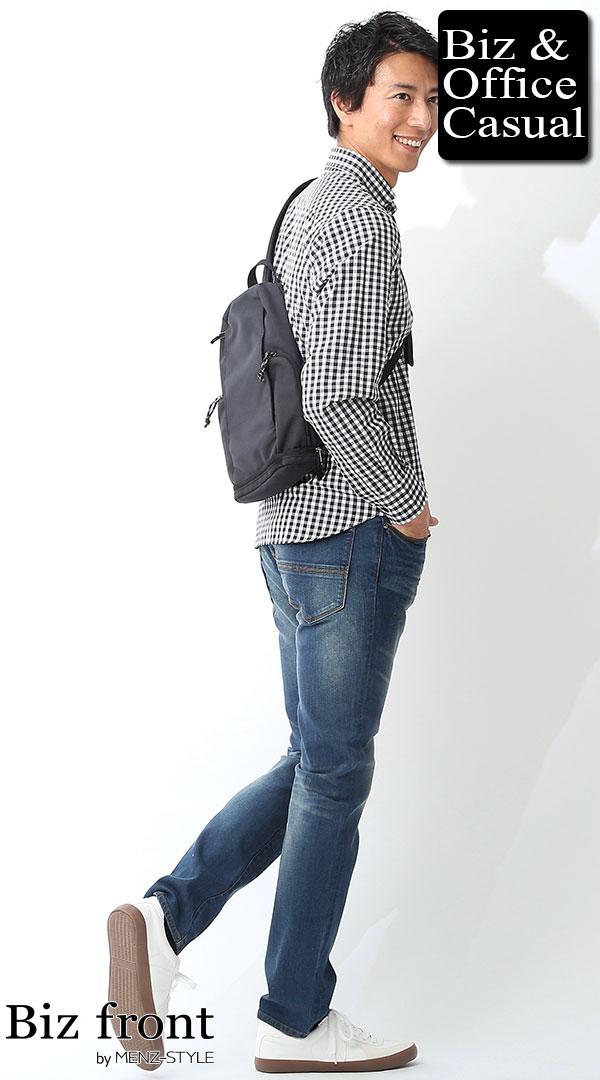 春服30代男性メンズファッション人気コーデ例